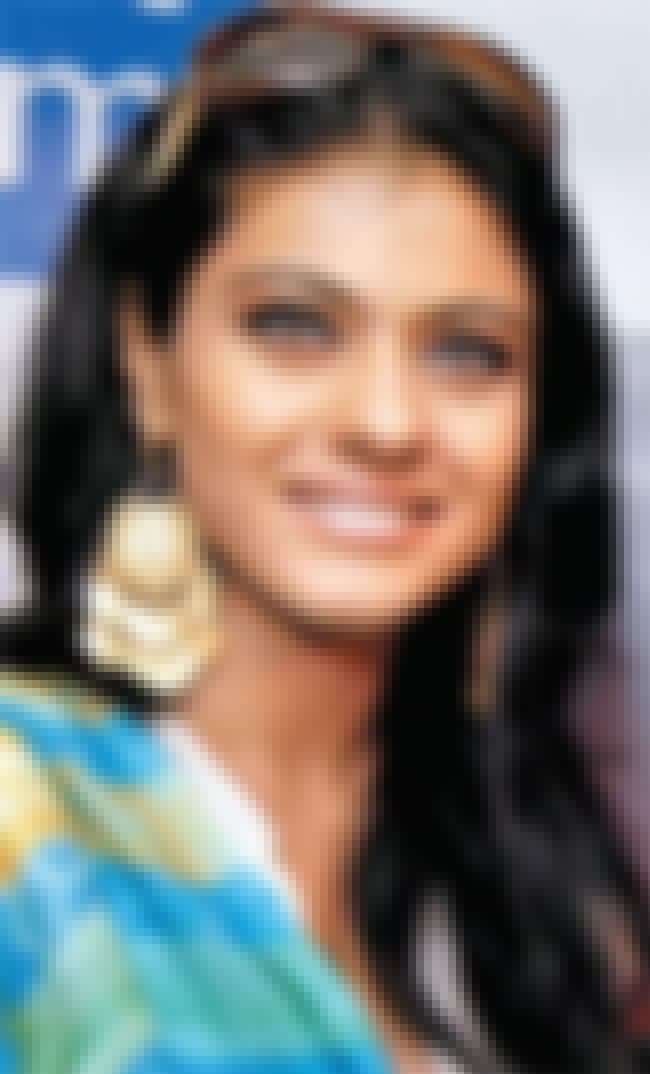 Kajol is listed (or ranked) 2 on the list Famous Mithibai College Alumni