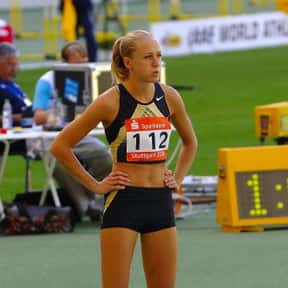 Kajsa Bergqvist is listed (or ranked) 12 on the list Famous Female Athletes from Sweden