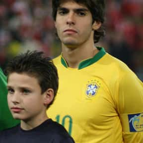 Kaká is listed (or ranked) 7 on the list The Best Soccer Players from Brazil