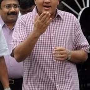 Kalanithi Maran is listed (or ranked) 15 on the list Famous Loyola College, Chennai Alumni