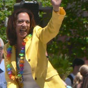 Kamala Harris is listed (or ranked) 24 on the list Famous Politicians You'd Want to Have a Beer With