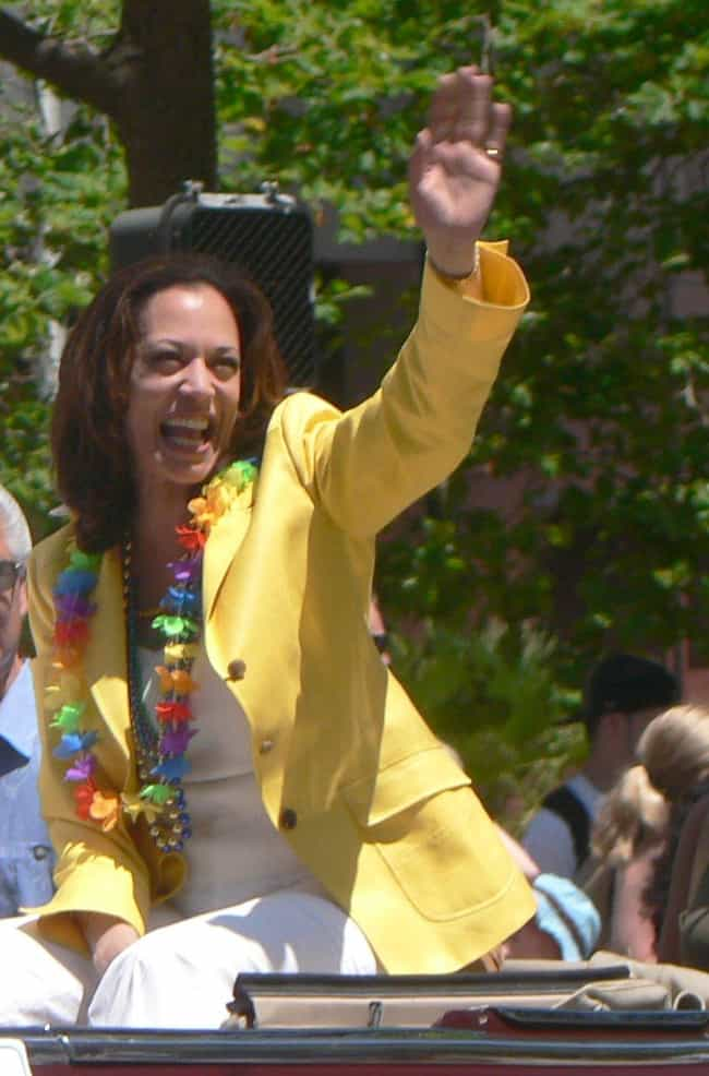 Kamala Harris is listed (or ranked) 1 on the list Celebrities Who Are Half-Black And Half-Indian