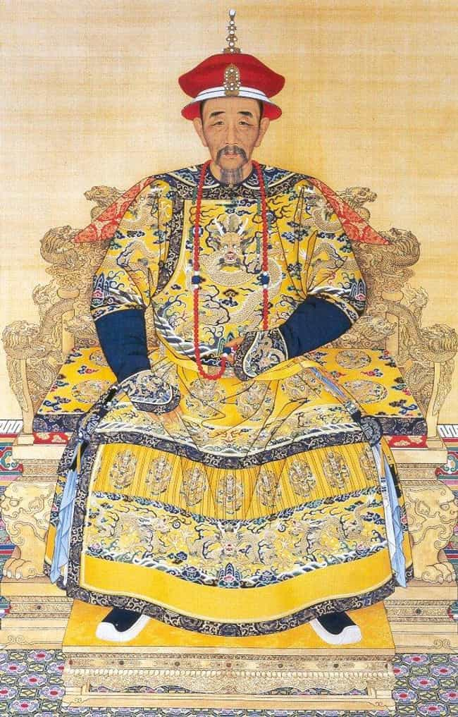 Kangxi Emperor is listed (or ranked) 2 on the list Members of the Qing Dynasty