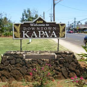 Kapaa is listed (or ranked) 22 on the list The Best Places to Go Hang Gliding
