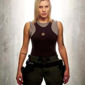 Kara Thrace is listed (or ranked) 15 on the list The Greatest Female TV Role Models