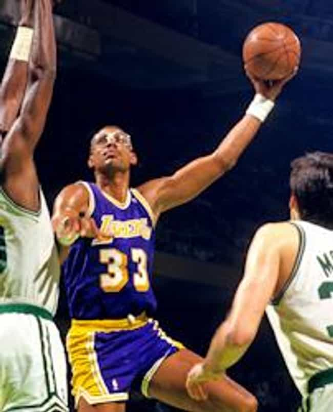 Kareem Abdul-Jabbar is listed (or ranked) 1 on the list The Top 10 Best Basketball Players of the 1970's