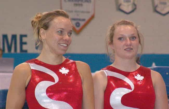 Karen Cockburn is listed (or ranked) 2 on the list Famous Female Trampoline Gymnasts