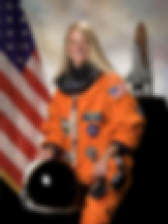 Karen L. Nyberg is listed (or ranked) 4 on the list The Hottest Lady Astronauts In NASA History