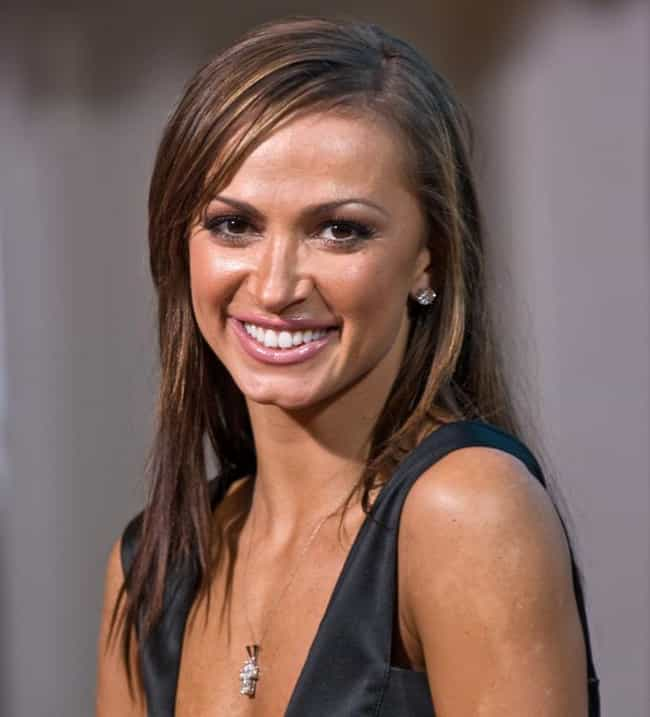 Karina Smirnoff is listed (or ranked) 3 on the list Man, I Wish Your Face Was As Hot As Your Body...