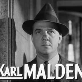 Karl Malden is listed (or ranked) 17 on the list Famous People Named Carl or Karl