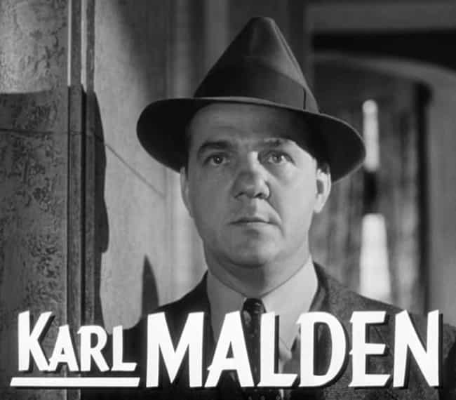 Karl Malden is listed (or ranked) 1 on the list Celebrities W/ Dishes Named After Them at Dan Tana's