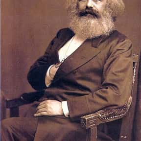 Karl Marx is listed (or ranked) 2 on the list The Most Controversial Writers of All Time