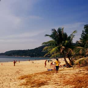 Karon Beach is listed (or ranked) 24 on the list The Best Beaches in Thailand