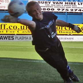 Kasper Schmeichel is listed (or ranked) 9 on the list The Best Goalies In The World Right Now