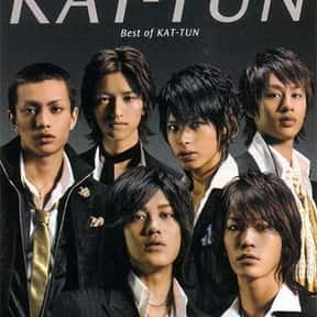 KAT-TUN is listed (or ranked) 18 on the list The Best Asian Bands/Artists