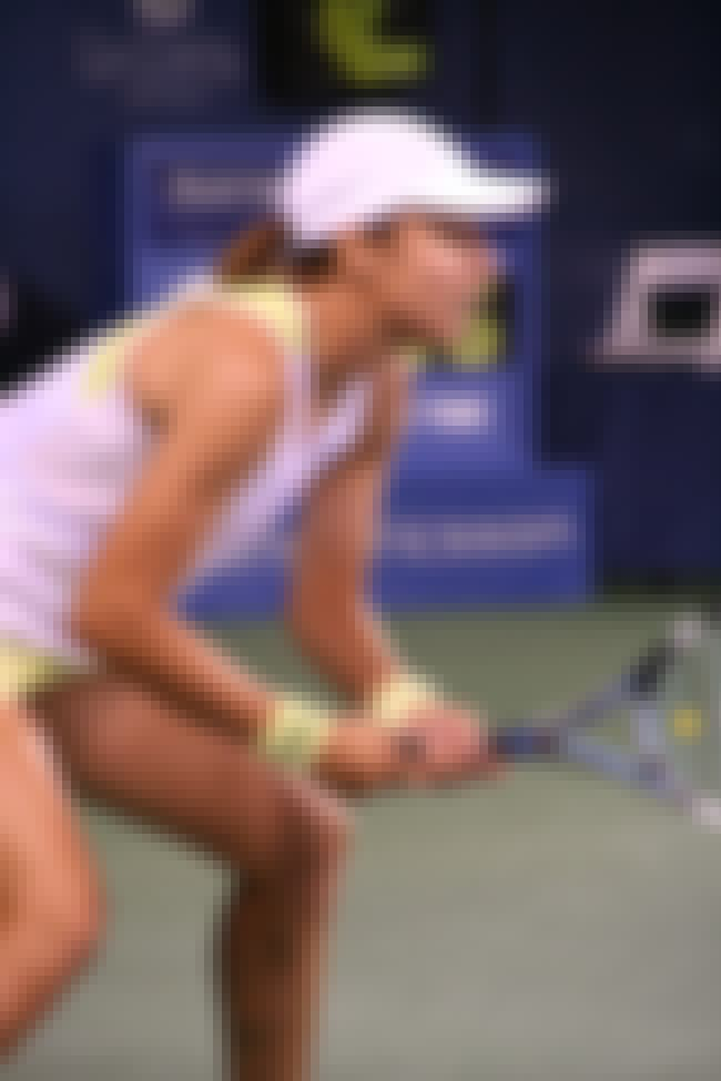 Katarina Srebotnik is listed (or ranked) 2 on the list The Best Tennis Players from Slovenia