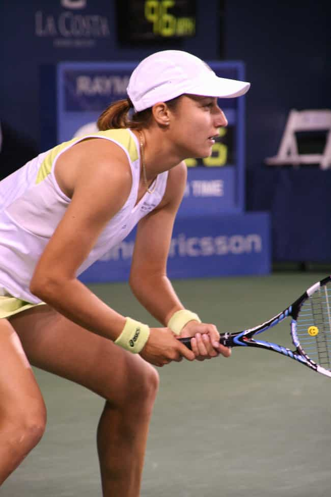 Katarina Srebotnik is listed (or ranked) 1 on the list The Best Tennis Players from Slovenia