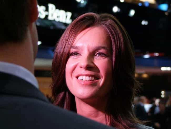 Katarina Witt is listed (or ranked) 2 on the list Famous Female Figure Skaters