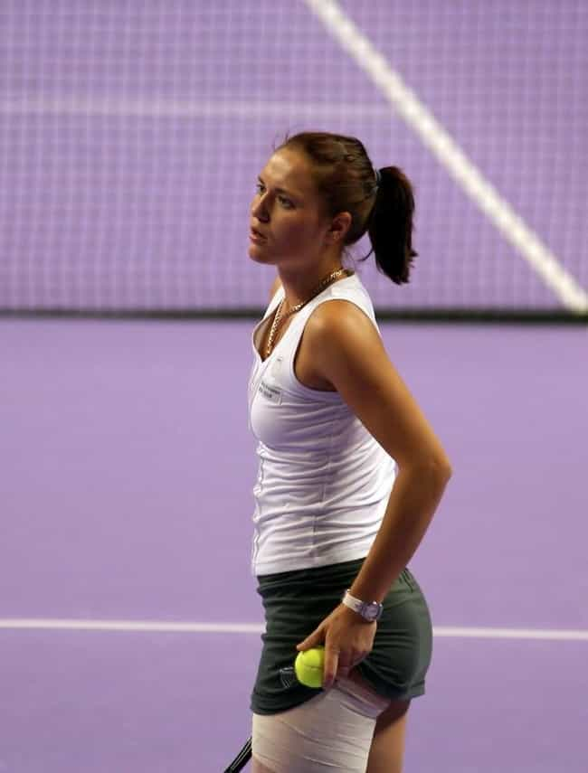 Kateryna Bondarenko is listed (or ranked) 4 on the list The Best Tennis Players from Ukraine