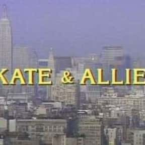 Kate & Allie is listed (or ranked) 6 on the list The Best 1980s CBS Comedy Shows