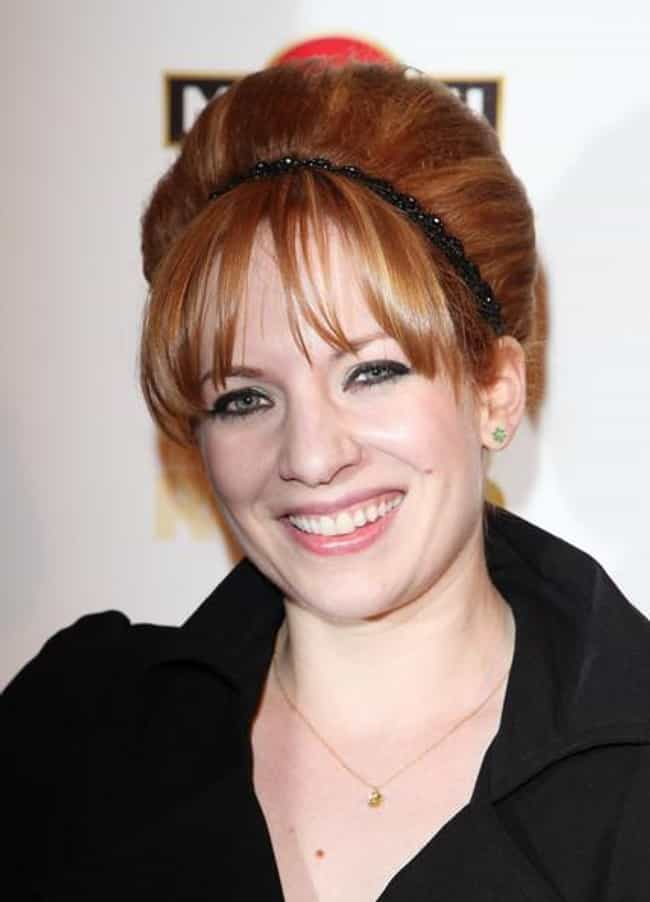Katherine Parkinson is listed (or ranked) 1 on the list The Great Outdoors Cast List