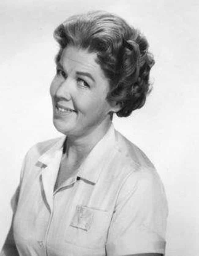 Kathleen Freeman is listed (or ranked) 4 on the list The Donna Reed Show Cast List