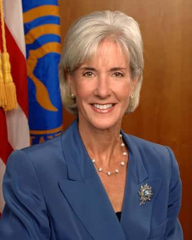 Kathleen Sebelius is listed (or ranked) 2 on the list Famous Trinity Washington University Alumni