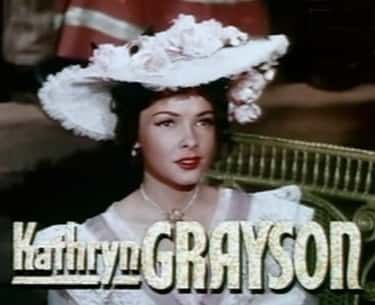 Kathryn Grayson is listed (or ranked) 1 on the list The Best Musical Theatre Groups/Artists