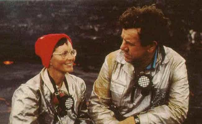 Katia and Maurice Krafft is listed (or ranked) 1 on the list Famous Female Geologists