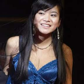 Katie Leung is listed (or ranked) 12 on the list The Best Scottish Actresses Working Today