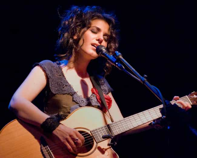 Katie Melua is listed (or ranked) 1 on the list Famous Guitarists from Eastern Europe