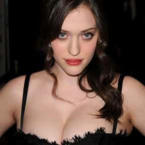 Kat Dennings is listed (or ranked) 17 on the list Who Was America's Girlfriend in 2016?