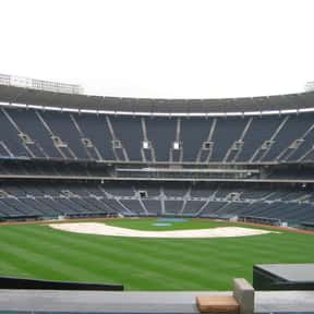 Kauffman Stadium is listed (or ranked) 22 on the list The Best MLB Ballparks
