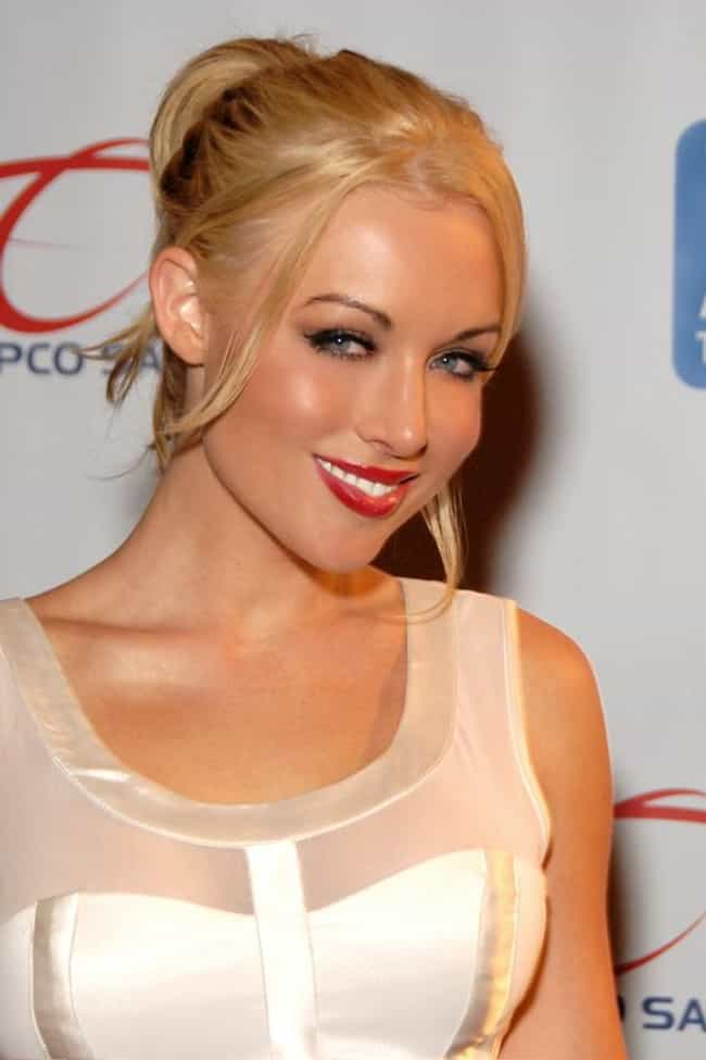 Kayden Kross is listed (or ranked) 4 on the list List of Famous Pornographic Actors