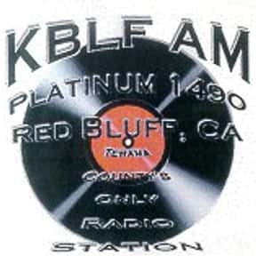 KBLF is listed (or ranked) 10 on the list Adult Standards Radio Stations and Networks