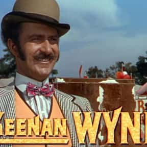 Keenan Wynn is listed (or ranked) 1 on the list Full Cast of Piranha Actors/Actresses