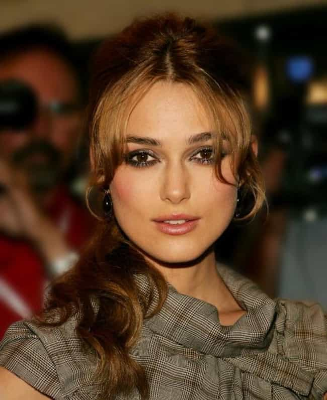 Keira Knightley is listed (or ranked) 3 on the list Female Celebrities Who Are 5'6
