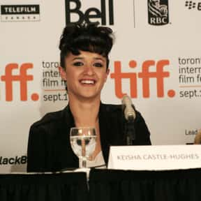 Keisha Castle-Hughes is listed (or ranked) 8 on the list Famous Presenters from Australia