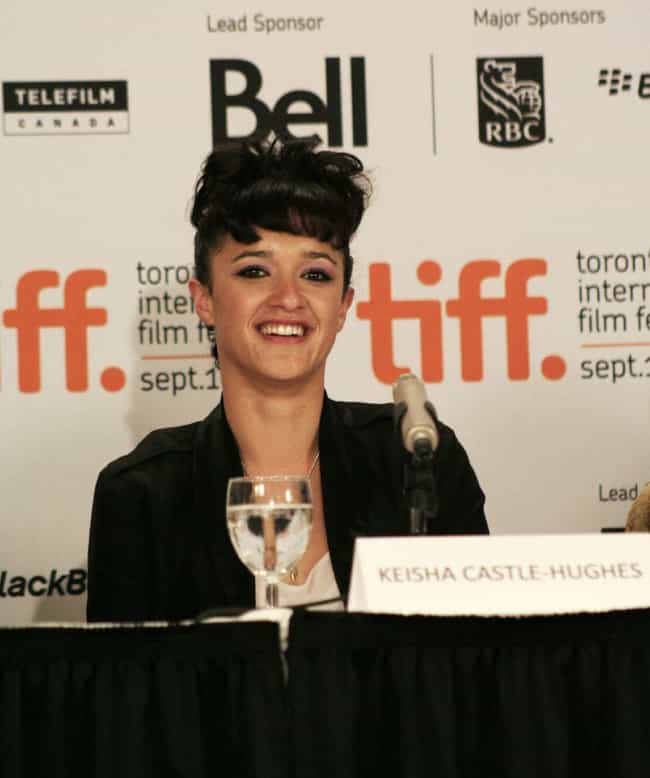 Keisha Castle-Hughes is listed (or ranked) 3 on the list BFCA Critics' Choice Award for Best Young Performer Winners List