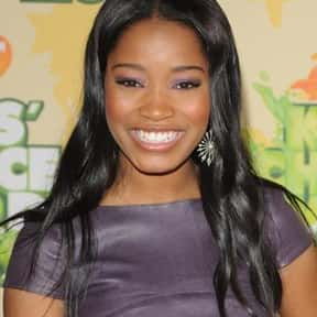 Keke Palmer is listed (or ranked) 1 on the list Full Cast of Rags Actors/Actresses