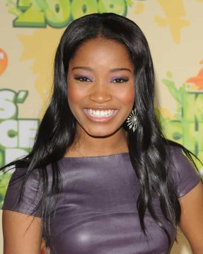 Keke Palmer is listed (or ranked) 3 on the list Famous Friends of Corbin Bleu