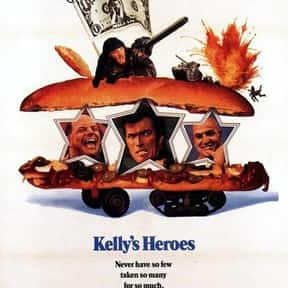 Kelly's Heroes is listed (or ranked) 1 on the list The Best Donald Sutherland Movies