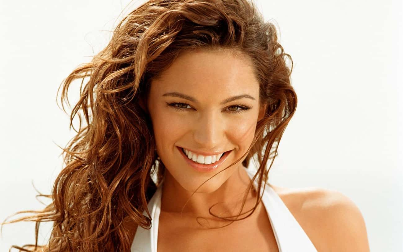 Kelly Brook is listed (or ranked) 4 on the list Famous Female Presenters