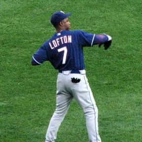 Kenny Lofton is listed (or ranked) 12 on the list The Best Cleveland Indians Of All Time