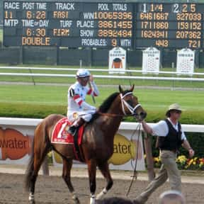 Kent Desormeaux is listed (or ranked) 6 on the list List of Famous Jockeys
