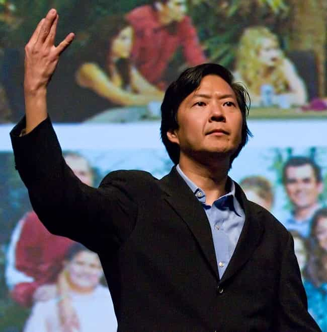 Ken Jeong is listed (or ranked) 2 on the list 31 Celebrities Who Have Saved the Lives of Regular People