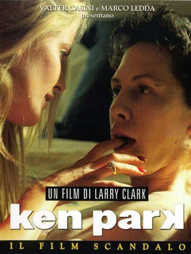 Ken Park is listed (or ranked) 3 on the list Hottest Sizzling Movies List