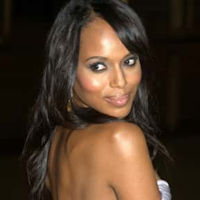Kerry Washington is listed (or ranked) 12 on the list Scandal Cast List