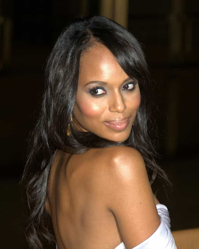 Kerry Washington is listed (or ranked) 4 on the list Famous Spence School Alumni