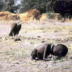 Kevin Carter is listed (or ranked) 12 on the list List of Famous Photojournalists